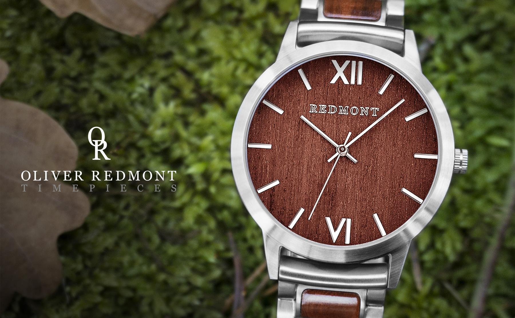 Maroon Steel Edition Oliver Redmont