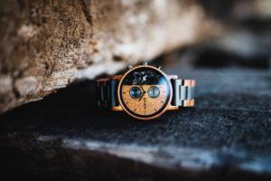 Branvon Uhr Holzuhren Test