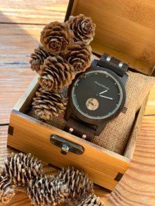 Prachtholz Uhren Holzuhren test