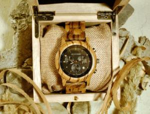 Zeitstamm Uhr